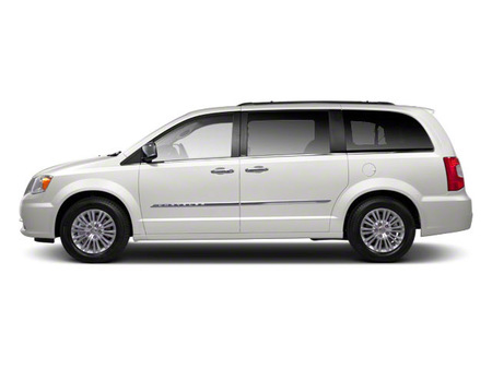 2011 Chrysler Town & Country Touring  for Sale   - C6342A  - Jim Hayes, Inc.