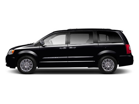 2012 Chrysler Town & Country Touring  - X7165