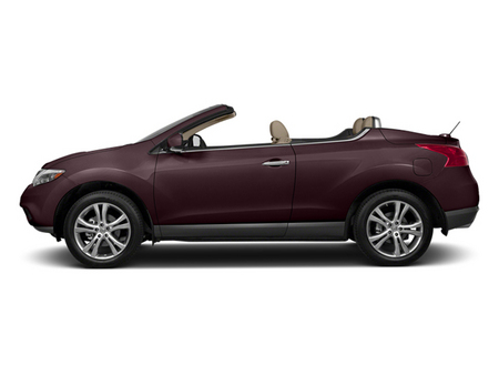 2014 Nissan Murano CrossCabriolet AWD  for Sale   - 6212D  - Jim Hayes, Inc.