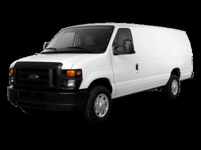 2017 Ford Econoline Cargo Van