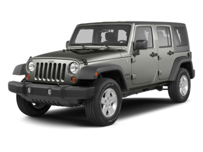 2013 Jeep Wrangler Unlimited Optional Packages