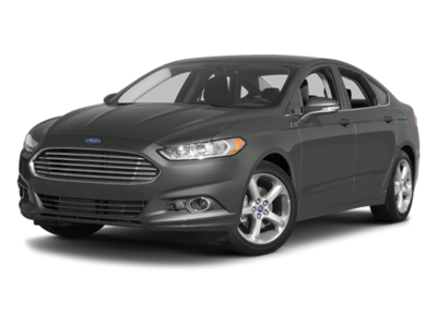 2014 Ford Fusion Interior And Exterior Features