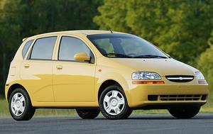 2008 Chevrolet Aveo 4D Sedan  for Sale  - HY7348A  - C & S Car Company