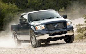 2007 Ford F-150 4WD SuperCrew  for Sale  - X8680A  - Jim Hayes, Inc.