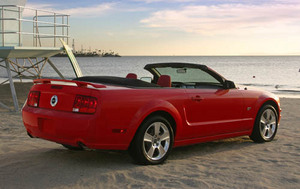 2007 Ford Mustang GT Premium  for Sale  - 6933.0  - Pearcy Auto Sales