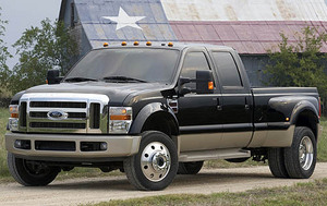 2008 Ford F-350 Lariat  for Sale  - 2587T  - McKee Auto Group