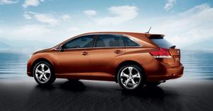 2009 Toyota Venza Base AWD  for Sale  - 30098C  - Egolf Motors