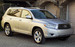 2008 Toyota Highlander  - 0986D  - Jensen Ford