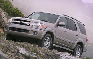 2008 Toyota Sequoia SR5 4WD  for Sale  - AP551  - Okaz Motors