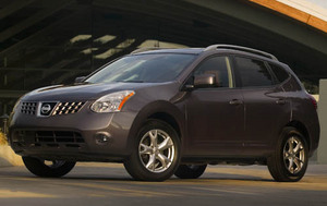 2008 Nissan Rogue 4D Utility AWD  for Sale  - SB5723A  - C & S Car Company