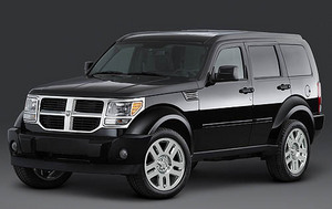 2008 Dodge Nitro 4D SUV 4WD  for Sale  - R15450  - C & S Car Company