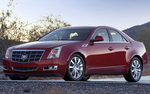 2008 Cadillac CTS AWD w/1SA  for Sale  - 10015  - Pearcy Auto Sales