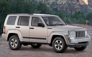 2008 Jeep Liberty 4D SUV 4WD  for Sale  - R15383  - C & S Car Company