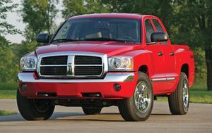 2005 Dodge Dakota Quad Cab Laramie 4X4 Camper Shell Running Boards  for Sale  - 8571  - So Cal Autohaus