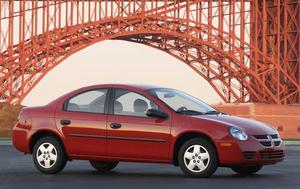 2005 Dodge Neon 4D Sedan  for Sale  - HY7078C  - C & S Car Company