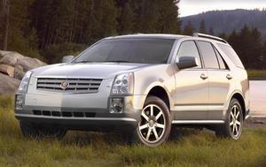 2005 Cadillac SRX 4D SUV AWD V8  for Sale  - MA3004B  - C & S Car Company