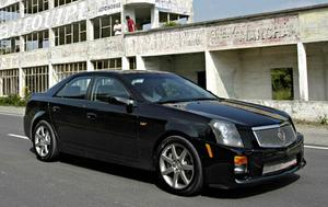 2005 Cadillac CTS-V   for Sale  - X8197B  - Jim Hayes, Inc.