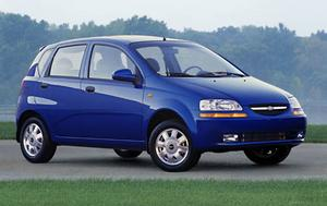 2005 Chevrolet Aveo Base  for Sale  - B313613  - 123 Car Buying