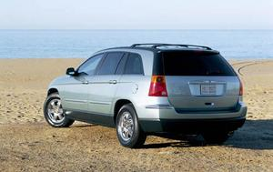 2006 Chrysler Pacifica 4D Utility AWD  for Sale  - R15323  - C & S Car Company