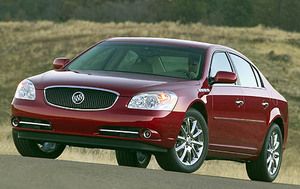 2007 Buick Lucerne 4D Sedan  for Sale  - MA2734A  - C & S Car Company