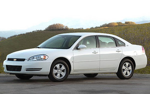 2007 Chevrolet Impala LTZ  for Sale  - 321064  - Urban Sales and Service Inc.