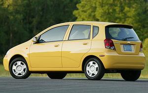 2007 Chevrolet Aveo 4D Sedan  for Sale  - SB6936A2  - C & S Car Company