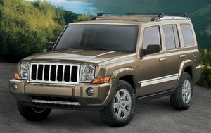 2007 Jeep Commander Limited  - p624538
