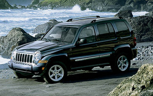 2007 Jeep Liberty Limited 2WD  - 2749