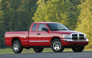 2007 Dodge Dakota SLT Quad Cab 2WD  - 2663