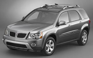 2007 Pontiac Torrent   for Sale  - J02B  - Shore Motor Company