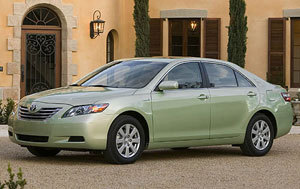 2007 Toyota Camry Hybrid Hybrid  for Sale  - 21866  - McKee Auto Group