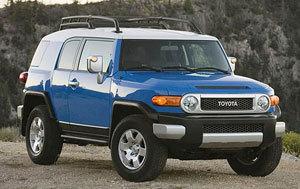 2007 Toyota FJ Cruiser   for Sale  - W21763  - Dynamite Auto Sales