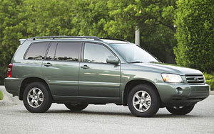 2007 Toyota Highlander Limited 4WD  for Sale  - 15680  - C & S Car Company