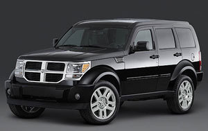 2007 Dodge Nitro 4D SUV 4WD  for Sale  - MA3034A  - C & S Car Company