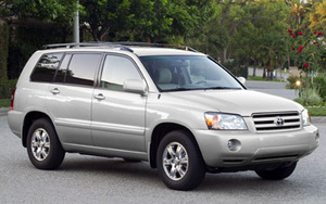 2006 Toyota Highlander V6  for Sale  - 184332  - McKee Auto Group