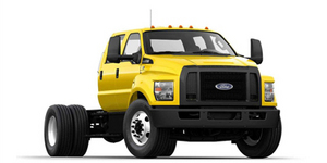 2018 Ford Super Duty F-750 Straight Frame Gas Regular Cab  for Sale  - FE174843  - Pritchard Auto Company