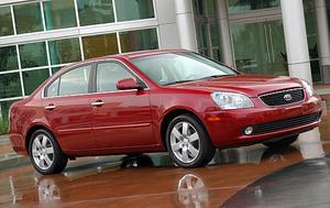 2007 Kia Optima   for Sale  - R15349  - C & S Car Company