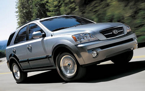 2007 Kia Sorento   for Sale  - N8201A  - Roling Ford