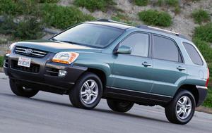 2007 Kia Sportage LX 2WD  for Sale  - 2863B  - Keast Motors