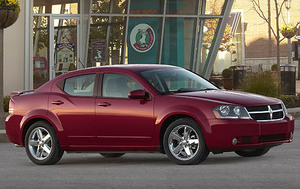 2008 Dodge Avenger 4D Sedan  for Sale  - R15417  - C & S Car Company