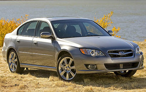 2008 Subaru Legacy 4D Sedan  for Sale  - SB6810A  - C & S Car Company