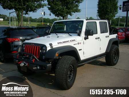 2015 Jeep Wrangler Unlimited Rubicon 4x4 for Sale  - 766482  - Moss Motors