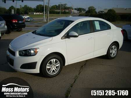 2012 Chevrolet Sonic LS Manual Transmission for Sale  - 161292  - Moss Motors