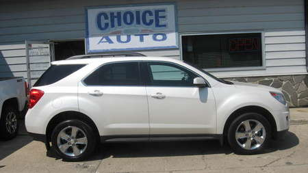 2012 Chevrolet Equinox LT w/2LT for Sale  - 1  - Choice Auto