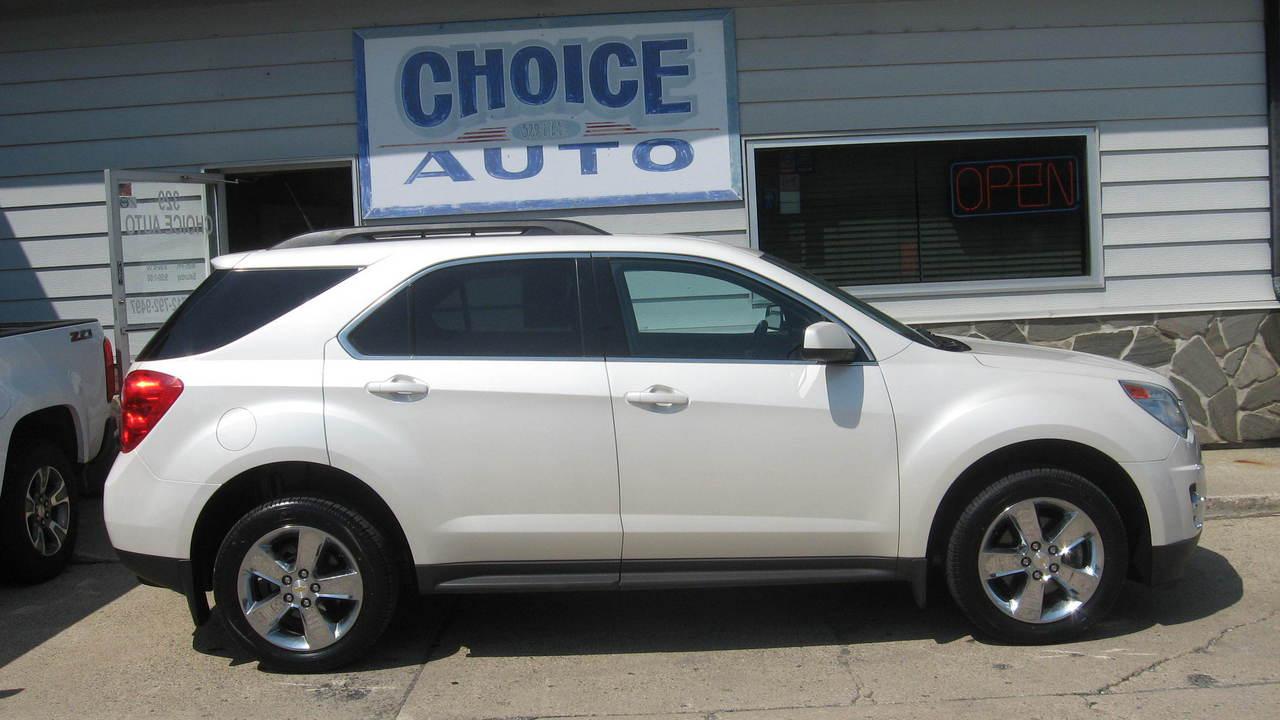 2012 Chevrolet Equinox  - Choice Auto