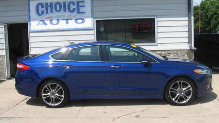2014 Ford Fusion Titanium for Sale  - 1  - Choice Auto