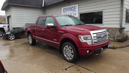 2013 Ford F-150 Platinum for Sale  - 161527  - Choice Auto