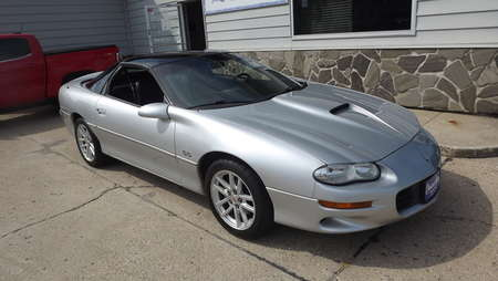 2002 Chevrolet Camaro Z28 for Sale  - 160813  - Choice Auto