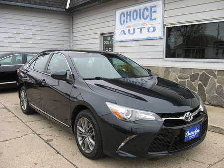 2017 Toyota Camry SE for Sale  - 161245  - Choice Auto