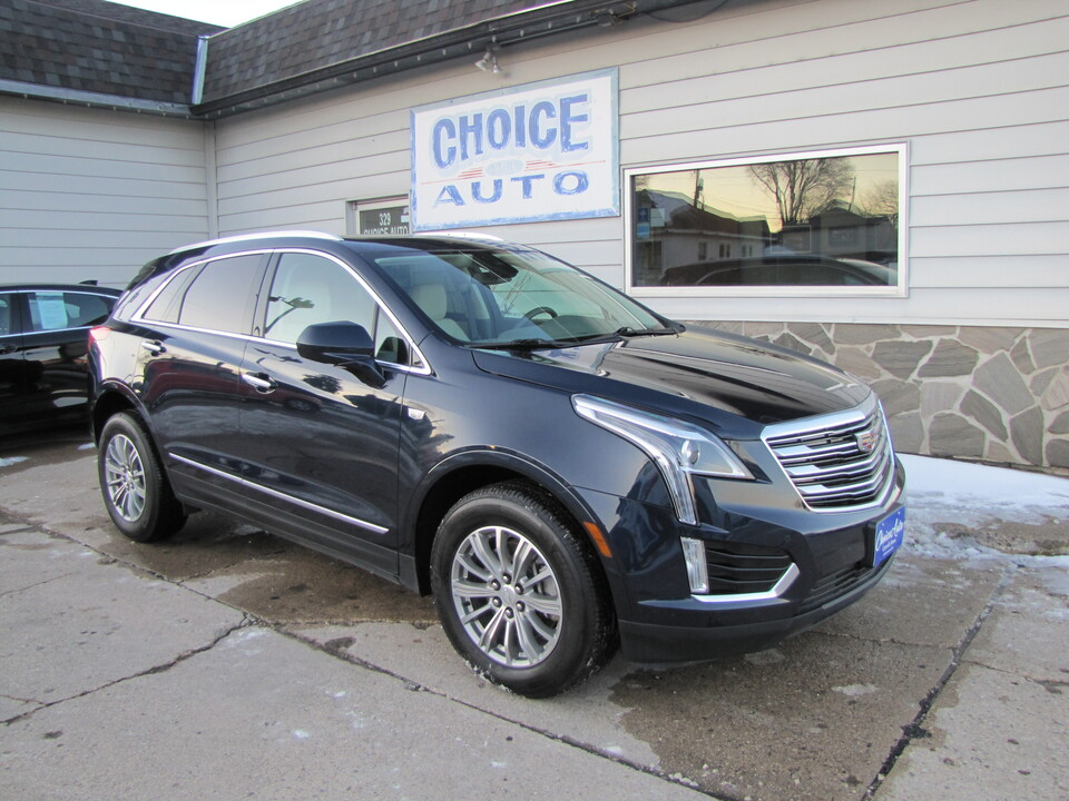 2017 Cadillac XT5 Luxury AWD  - 161290  - Choice Auto